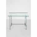 HOME Design :: Biurko szklane Visible Clear 110 cm (75805)