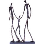 HOME Design :: Rzeźba, figurka Happy Family 47cm (60842)