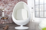 INTERIOR :: Fotel Egg Shell White (Z15536)