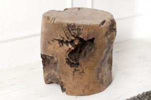 WOOD Design :: Stolik kawowy Voo Doo 30cm Country (Z35233)