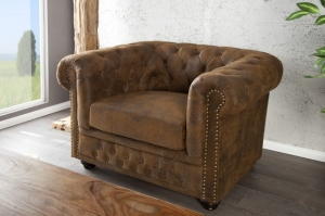 Interior :: Fotel Ergo Antique Look Chesterfield (Z17383)