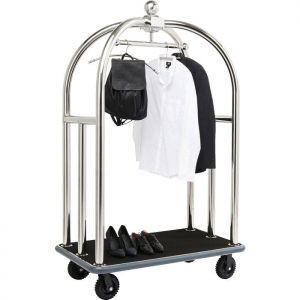HOME Design :: Wózek bagażowy VIP Trolley Vegas Black (76652)