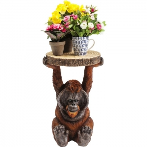 HOME Design :: Stolik Animal Orangutan 35x33cm (82356)