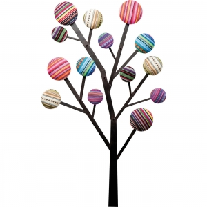 HOME Design :: Wieszak duży Bubble Tree 111 cm (77759)