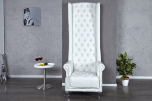 INTERIOR :: Fotel Kings & Queens White (Z18533)
