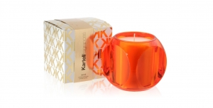 Kartell Fragrances :: Świeca zapachowa Dice  Orange - Neroli (JK1010B7)