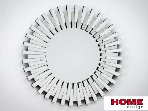 Home Design Lustro Dekoracyjne Glamour 8 91x91 Cm Jz0038
